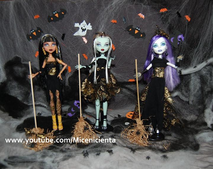 Fiesta DIY de Halloween de Marina PGallardo