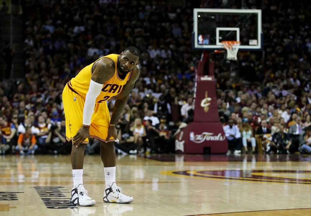 1aa90aca0a9 ... LeBrons Game 3 Shoe Close Ups LeBron 12 Elite PE amp Witness GR ...