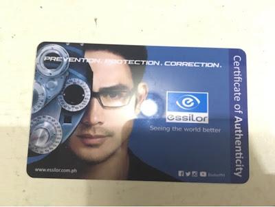 Crizal Prevencia Lens