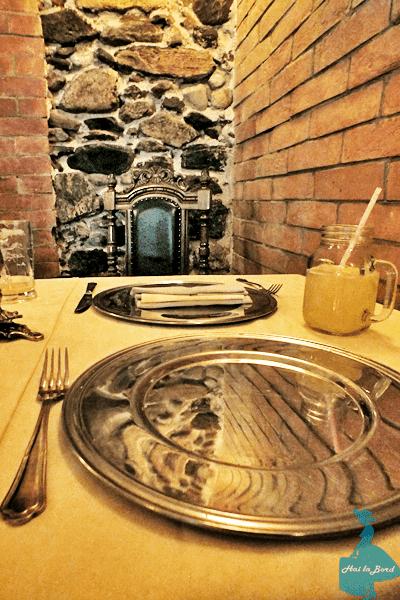 interior butoiul de aur sibiu