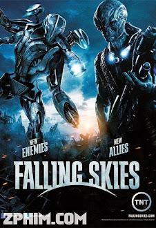 Bầu Trời Sụp Đổ 3 - Falling Skies Season 3 (2013) Poster