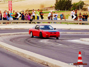 Nissan PS13 Hill Drift