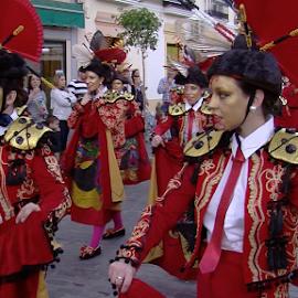 Desfile de Carnaval Montijo 2014