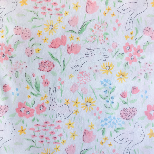 Sarah Janes Garden In Bloom fabric