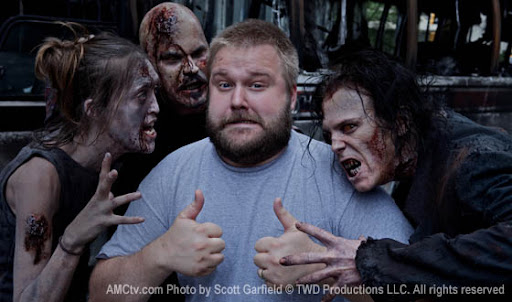 Robert Kirman on The Walking Dead Season 3's Prison