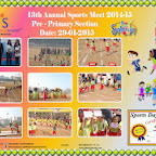 13th Annual Sports Meet (2014-15)