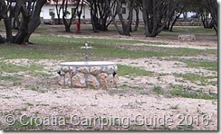 Croatia Camping Guide - Camp Strasko Taps
