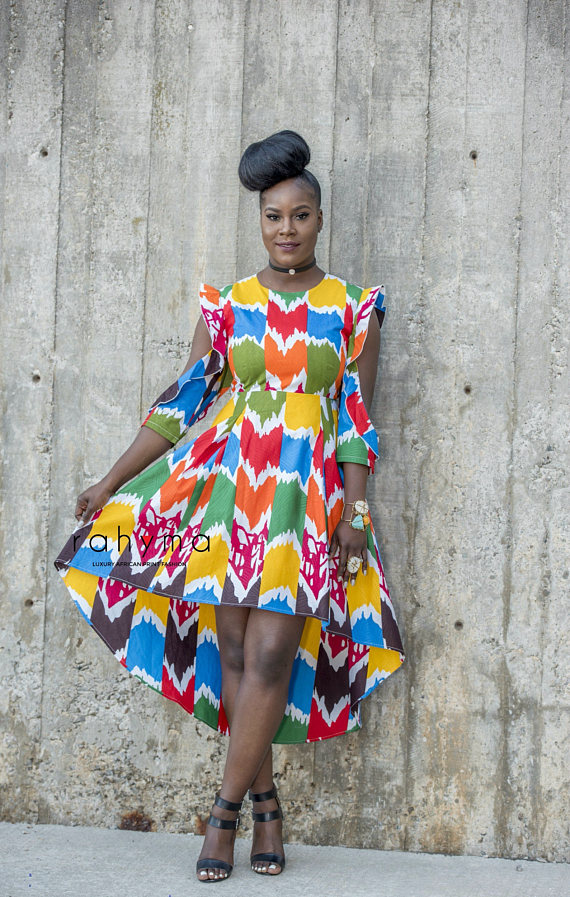 Top South Africa Traditional Dresses In 2019 4