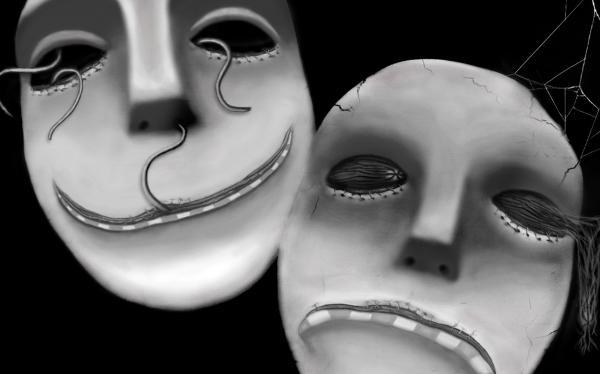 Mask Emotion, Evil Creatures 2