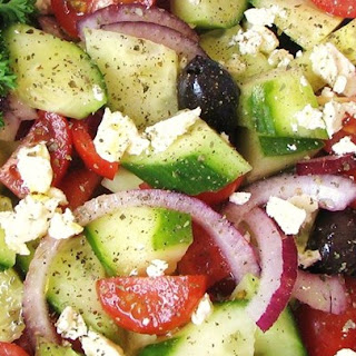 Good for You Greek Salad