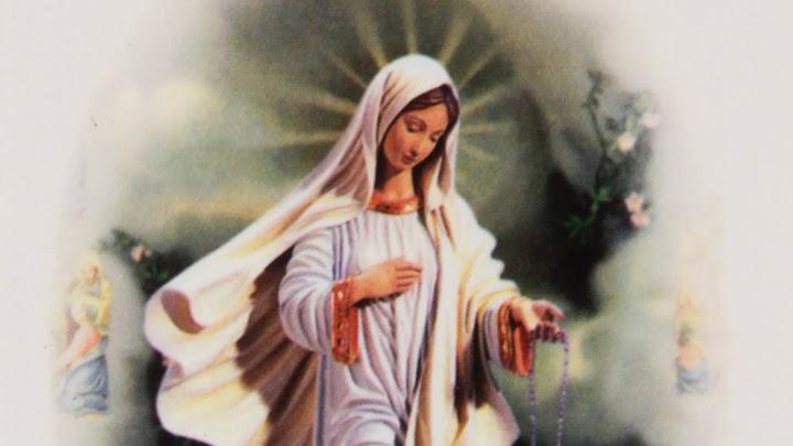 Đức Chúa ở cùng bà (7.10.2019 – Thứ Hai - Lễ Đức Mẹ Mân Côi)