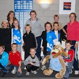 Afscheid B-pupillen, Dongen, 21-10-2009
