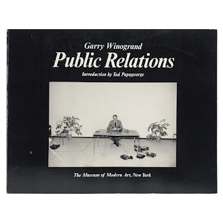Gary Winogrand: Public Relations 1st Paperback Edition