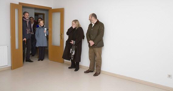 La Agencia de Vivienda Social entrega una vivienda por 50 euros los tres primeros meses