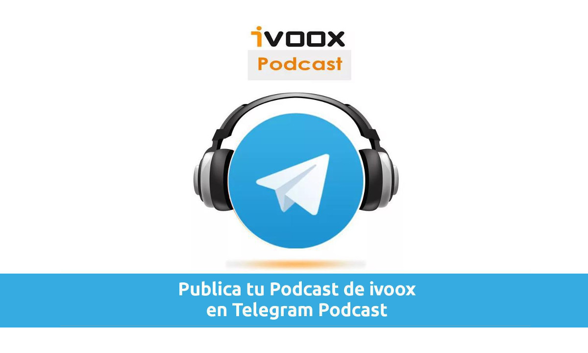 Crear un podcast de telegram con ivoox