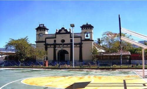 Chilanga, Morazán. El Salvador