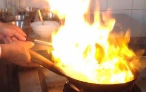Légumes wokés Sop Siu