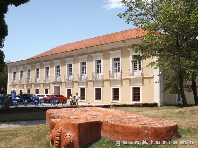 Casa das onze janelas em Belém