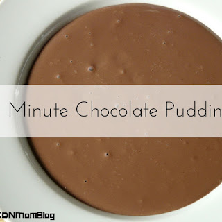 Super Simple 5 Minute Chocolate Pudding