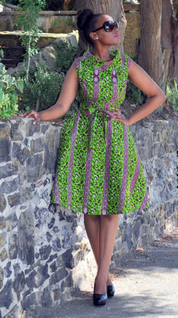 50 Top African Traditional Dresses Designs 20