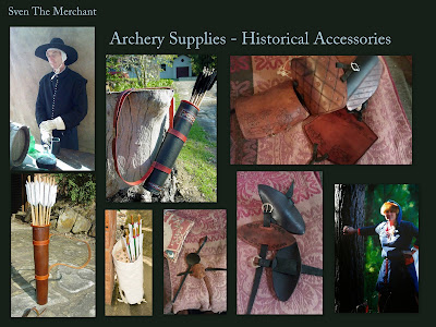 Archery Supplies - Historical Accessories