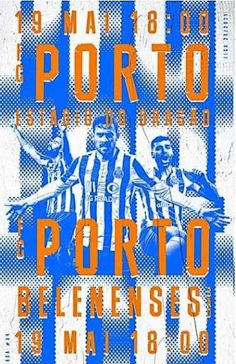 19 de maio, 18h: Porto