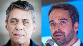 Chico Buarque entra na Justiça contra governador do RS
