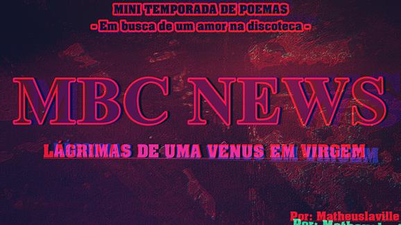MBC NEWS LOGO 03 Lágrimas PrósDiscoMusic
