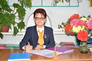 Тарбия  иштери  боюнча  директордун  орун  басары  Дегембаева  Гулзат  Исмаиловна