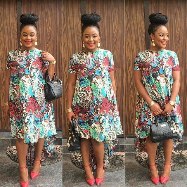 Pretty maternity Ankara designs