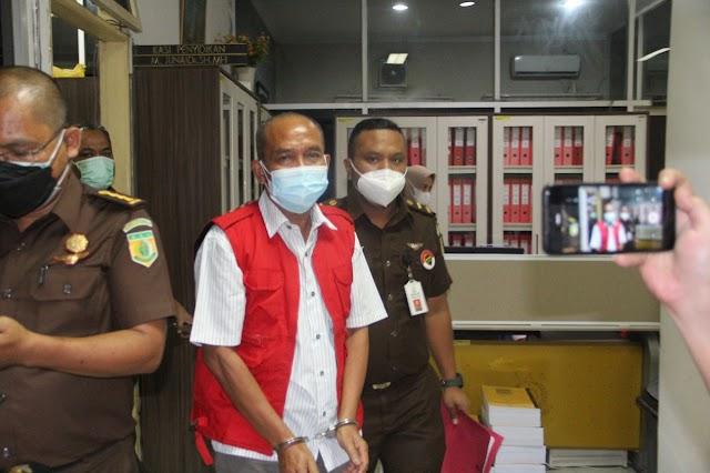 Kejaksaan Tinggi Sumatera Utara Kembali Menahan Mantan Pimpinan Bank Sumut KCP Galang