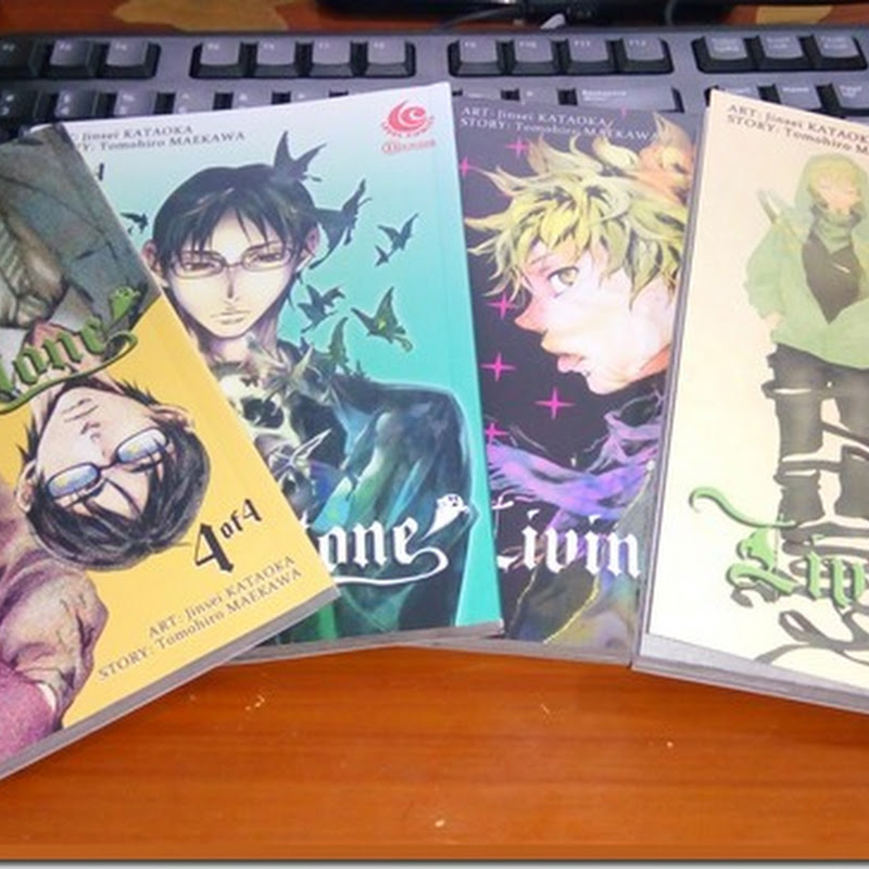 Rekomendasi Manga bulan ini - Livingstone