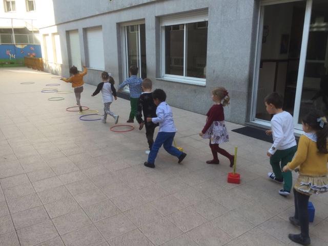 Juegos Organizados Infantil Fiestas 2016