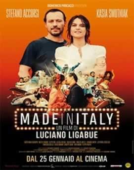 Capa Made in Italy Dublado 2018 Torrent