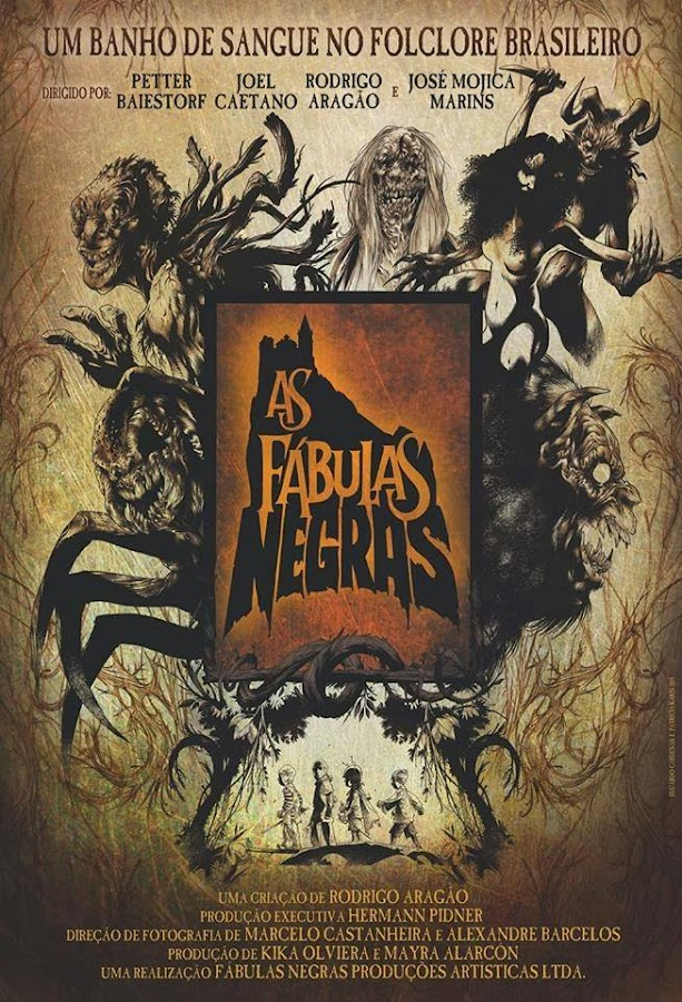 A distribuidora paranaense Moro Filmes lançou recentemente o longa de terror As Fábulas Negras no iTunes e Google Play. Graças a disponibilização do filme nestas plataformas, ele pode ser assistido ao redor do mundo em mais de 140 países.