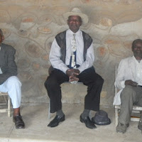 Some of the head men of the Kgosi