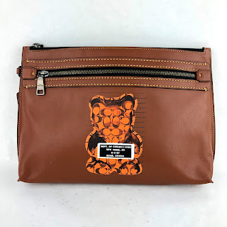 Coach Vandal Gummy Bear LTD. Edition Pouch