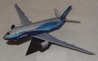 2009 Boeing 787 Dreamliner