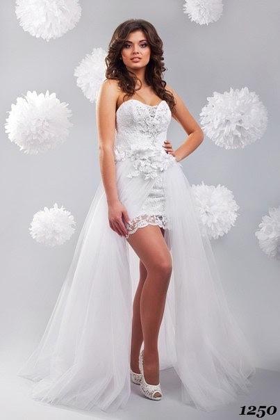 Купить платье для невесты недорого