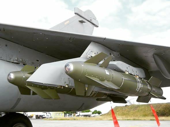 rafale hamer missiles