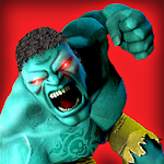 Super Hero Monster Battle : Real Action Fight 2017 Icon