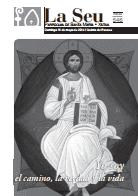 Hoja Parroquial Nº546 - Yo soy  el camino, la verdad y la vida. Iglesia Colegial Basílica de Santa María de Xàtiva - Sexto aniversario de la erección de la colegiata.