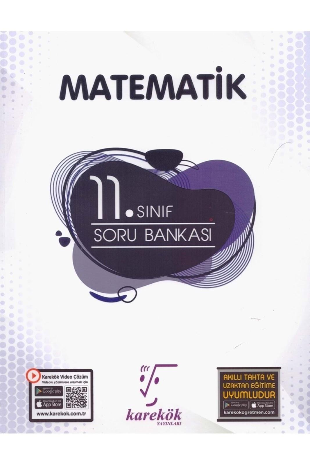 Karekök Yayınları - TYT Matematik - 11.Sınıf Soru Bankası