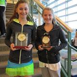 GU 13: Champion - Gabriela Martin (New Haven, CT); Finalist - Binney Huffman (Greenwich, CT)