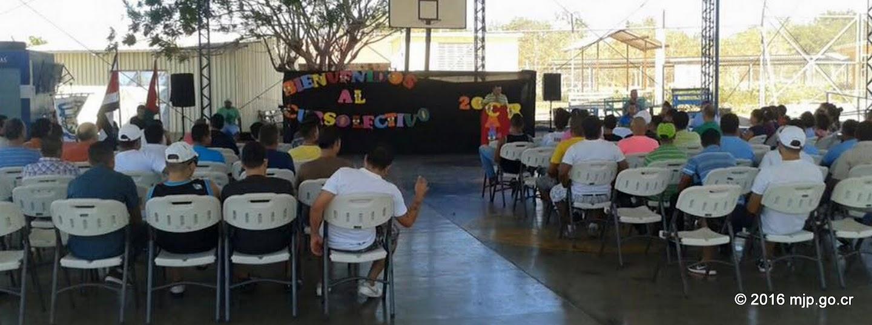 CENTROS PENITENCIARIOS INAUGURAN CURSO LECTIVO 2016
