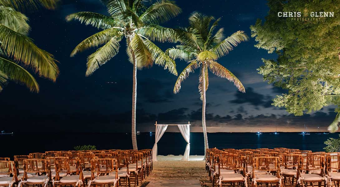 key largo lighthouse beach weddings florida keys wedding venues