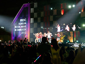Photo: T-Ara performing 'Roly Poly'!!