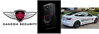 Axon Announces Body-Worn Camera Partnership with Private Security Company