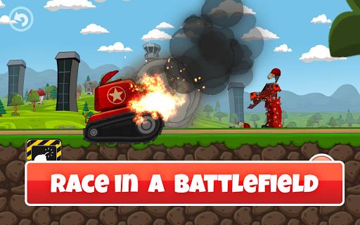 Mini Tanks World War Hero Race