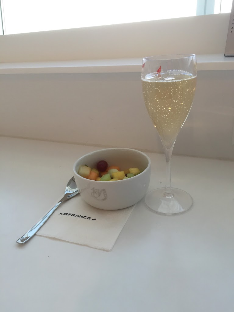 NY JFK airport Air France Lounge